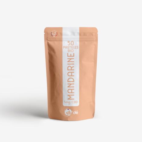 New Pastilles - mandarine - mg