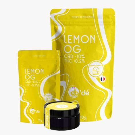 Lemon OG - Full gamme