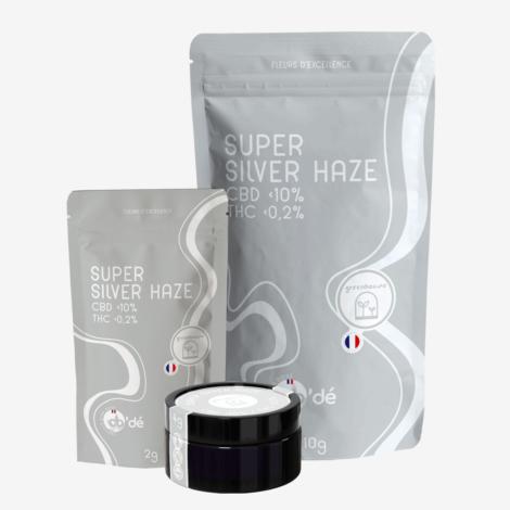 New Super Silver Haze - Full gamme